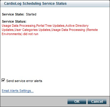 CardioLog_Scheduling_Service_Status_dialog.png